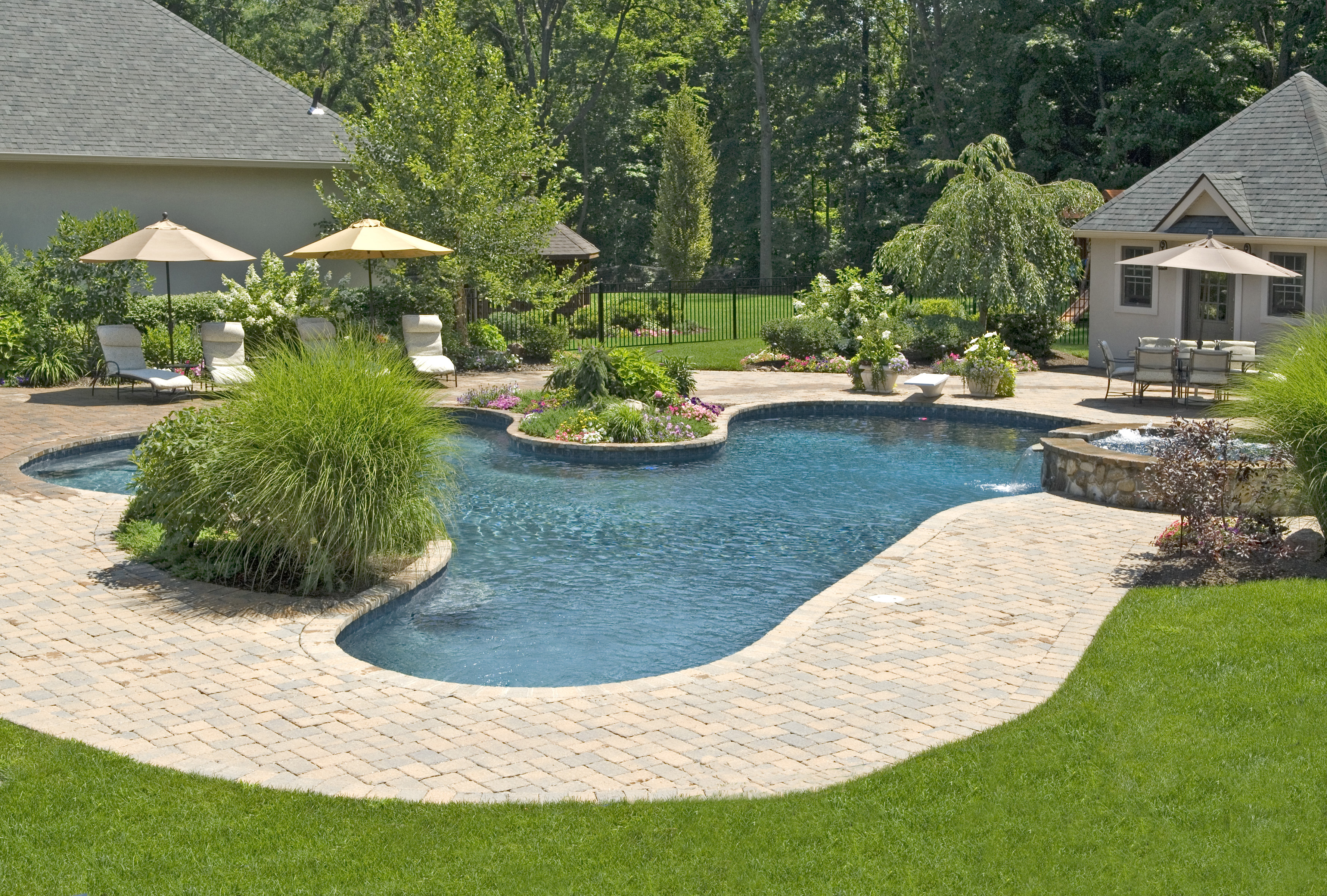 Backyard Ideas - Garden Design Ideas in Brisbane, Queensland on Backyard Designs  id=24946